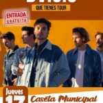 Concierto de Dvicio en la Feria de San Pedro Alcántara 2019
