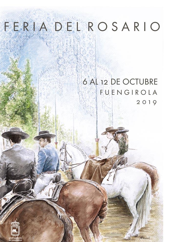 Feria del rosario Fuengrola 2019