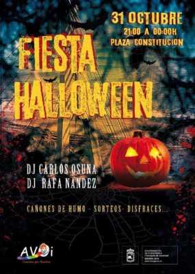 Fiesta Halloween Fuengirola 2019