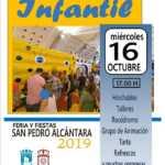 Fiesta Infantil y Día del Niño en la Feria de San Pedro 2019
