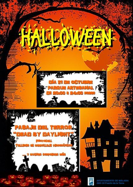 Fiestas de halloween en m laga y provincia 2018 - Puerto de la torre ...
