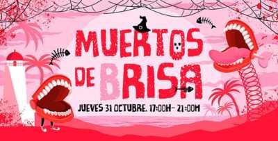 Muertos de Brisa. Muelle Uno 2019