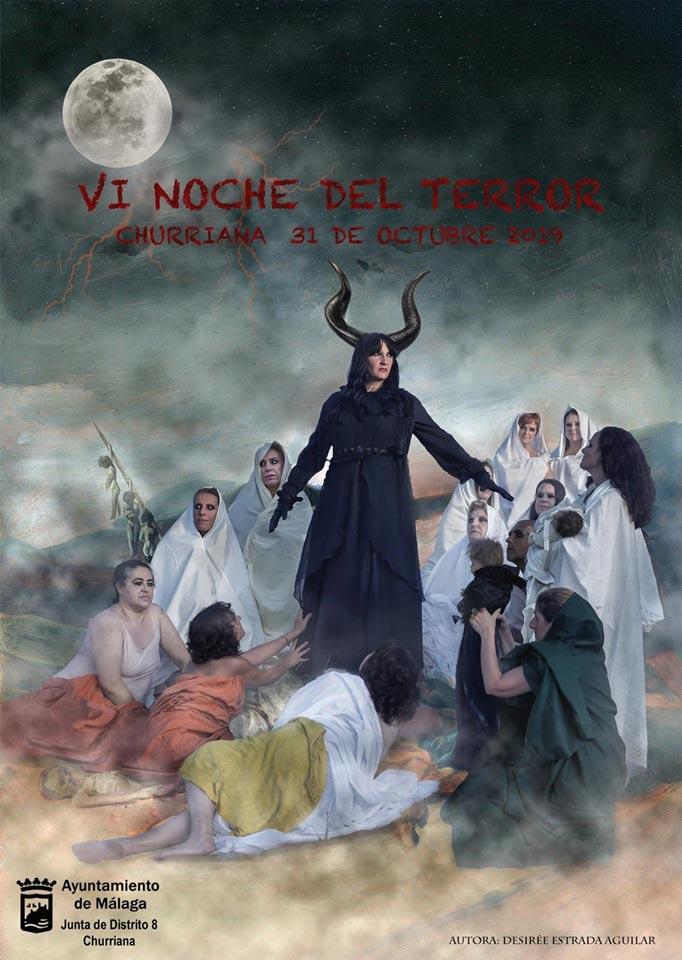 Noche del Terror en Churriana. Halloween 2019