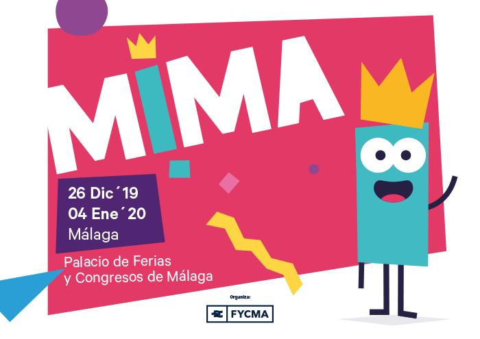 MIMA Málaga 2019-2020. Muestra Infantil