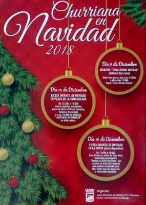 Navidad en Churriana 2018-2019