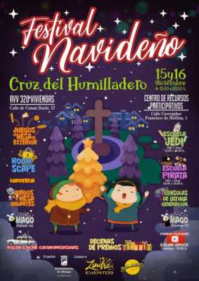 Navidad Cruz del Humilladero 2018-2019