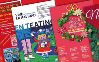 Navidad en los distritos de Málaga 2018-2019
