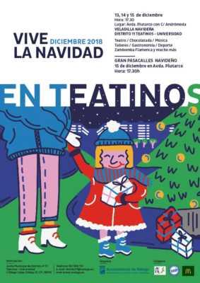 Navidad Teatinos-Universidad 2018-2019
