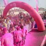 Carrera polvos de colores Málaga