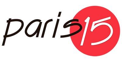 Logo de la Sala París 15