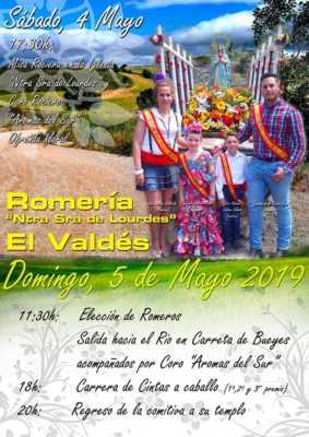 Romería El Valdés 2019 Nuestra Señora de Lourdes