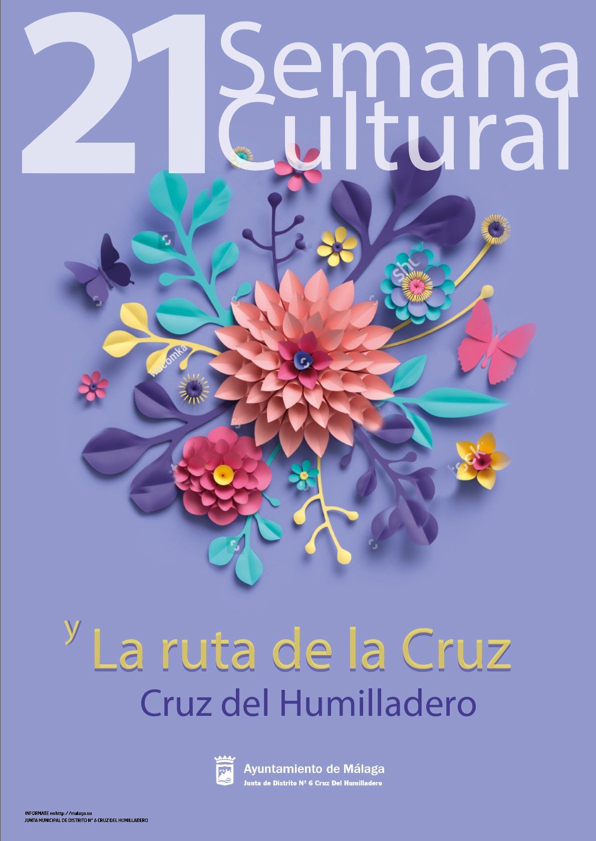 Semana Cultural Cruz del Humilladero 2019 y Cruces de Mayo