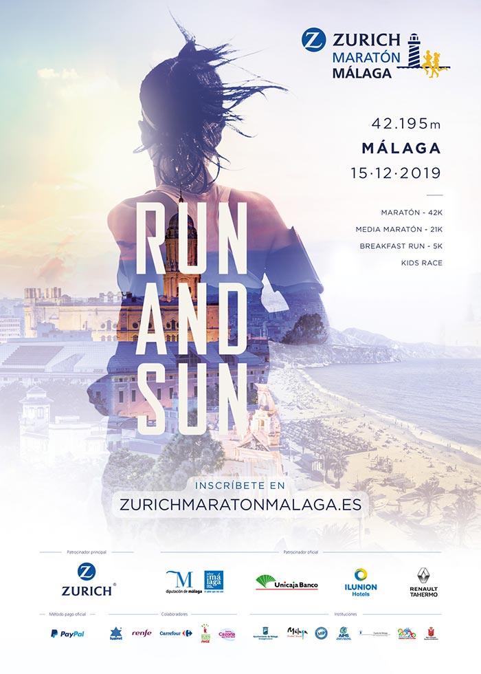 Maratón de Málaga 2019