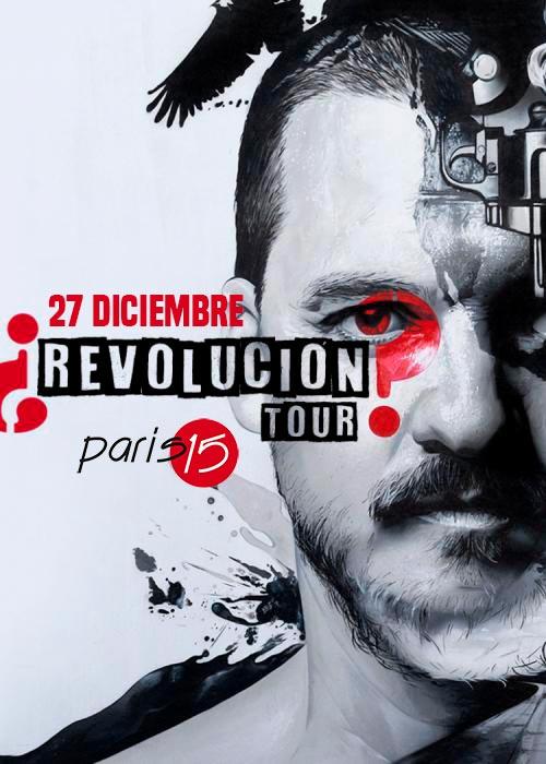 Coque Malla, concierto Sala París 15 (diciembre 2019)