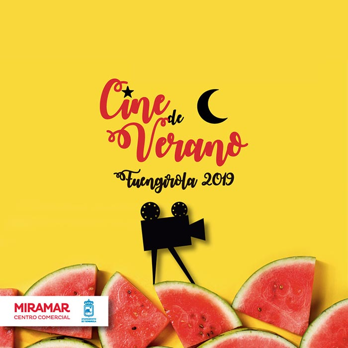 Cine de Verano de Fuengirola 2019