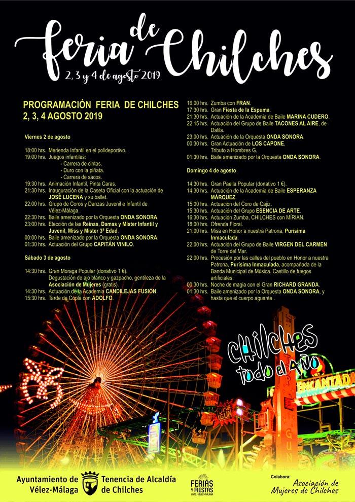 Feria de Chilches 2019