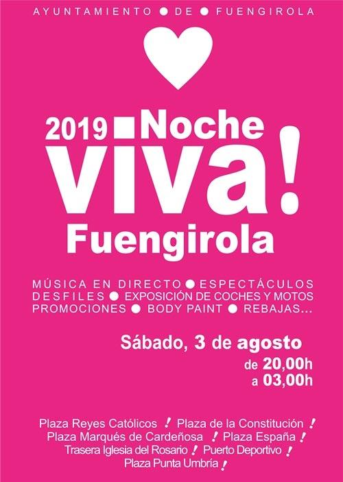 La Noche Viva de Fuengirola 2019