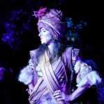 La reina Louise en Hara, el musical inspirado en el Libro de la Selva