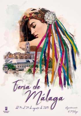 Feria de Málaga 2019. Cartel