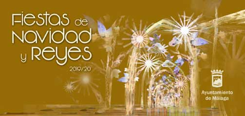 Fiestas de Navidad y Reyes 2019-20 en Málaga