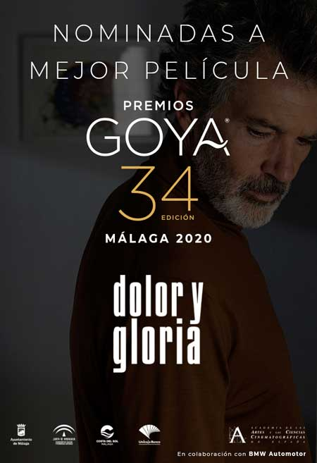 Dolor y Gloria. Proyección gratuita en Cine Albéniz