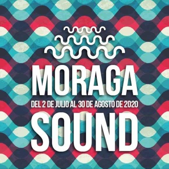 Moraga Sound 2020 Málaga. Conciertos gratuitos
